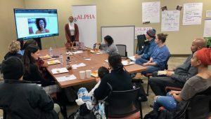 gALPHA Social Impact Student Presentations